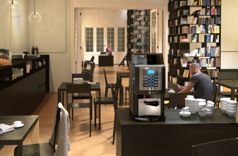 Korinto Prime Office Coffee Machine