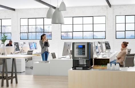 Koro Prime Office Coffee Machine