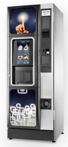 Necta Concerto Touch Coffee Vending Machine
